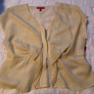 Anne Klein blouse.